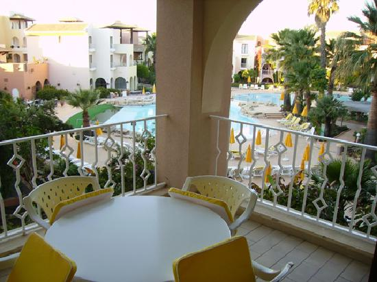 Four Seasons Vilamoura: Hotel Four Seasons - view from our balkony