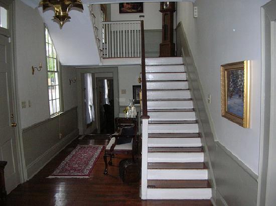 Patriot Inn Bed & Breakfast: True-to-form rejuvenation of period architecture.