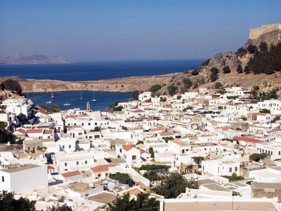 Λίνδος, Ελλάδα: Lindos Village