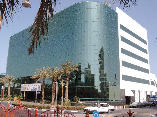 View of hotel from the front picture of marco polo hotel for Tripadvisor dubai hotels
