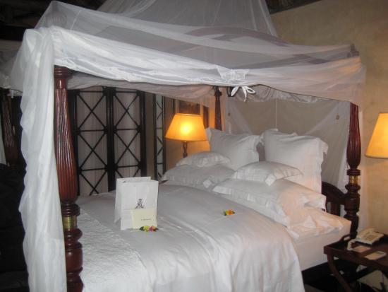 Royal Malewane: Our Room