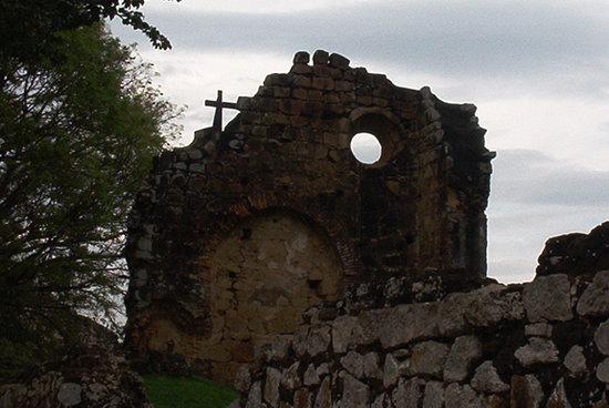 Antiguo Templo jeusita, Panamá Viejo