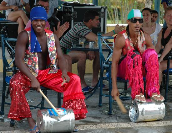Catalonia Gran Dominicus: entertainment