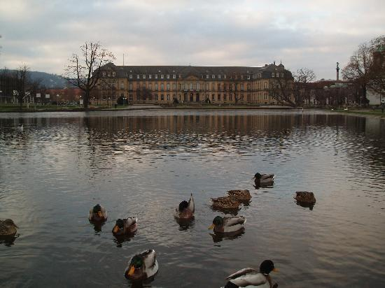 Stuttgart, Germany: New Palace