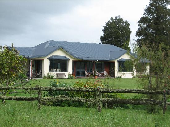 Fox Glacier Mountainview Bed and Breakfast : Fox Glacier Mountain View B&B