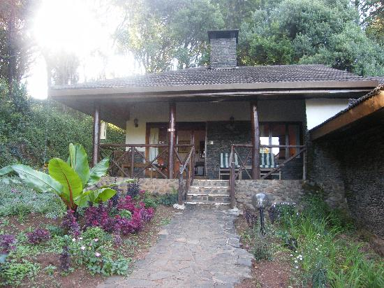 Fairmont Mount Kenya Safari Club: Our Bungalow