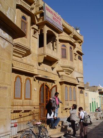 Hotel Shahi Palace : Shahi Hotel Entrance