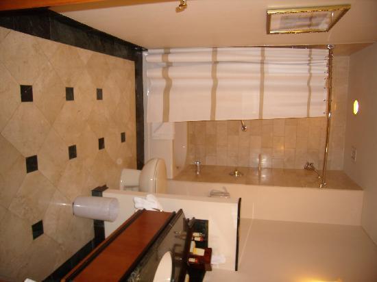 Panama Marriott Hotel : baño