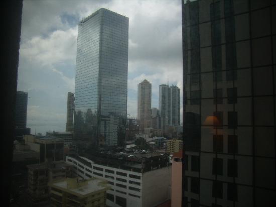 Panama Marriott Hotel: vista desde la hab