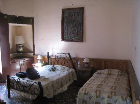 Refugio de Angeles: suite