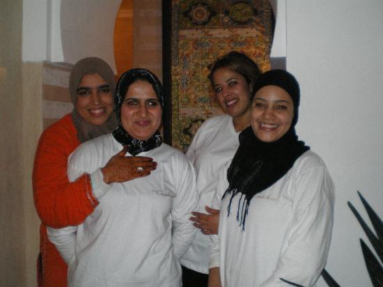 Dar Charkia : wonderful staff