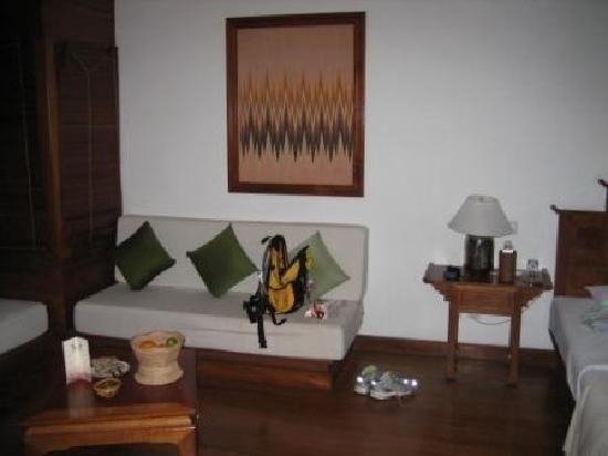 Belmond Governor's Residence: still my room