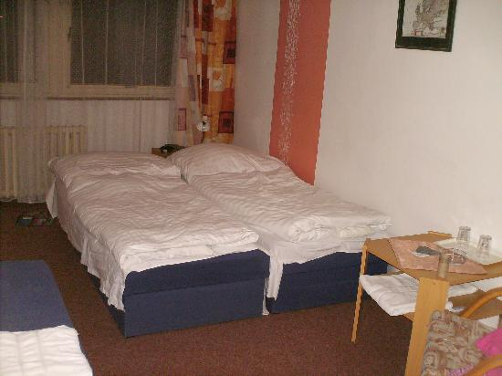 Opatov Hotel: beds room 2
