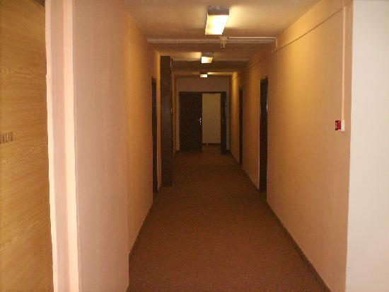 Opatov Hotel: hall