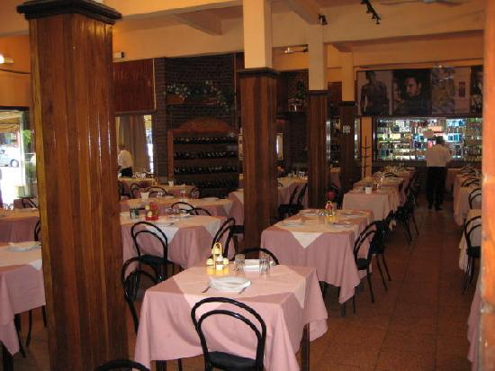 Hotel Uruguay Brasil : Hotel Restaurant