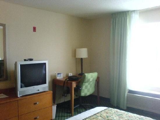 Fairfield Inn by Marriott Port Huron: view of room