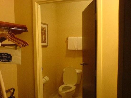 Fairfield Inn by Marriott Port Huron : bathroom