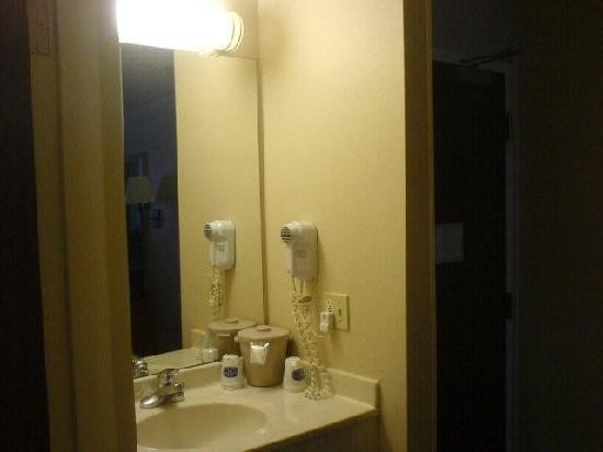 Fairfield Inn Port Huron : bathroom
