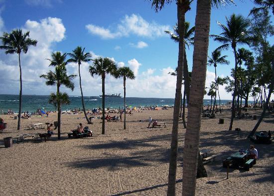 Fort Lauderdale beachfront 1