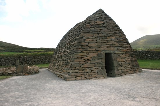 Dingle, İrlanda: Gallarus Oratory