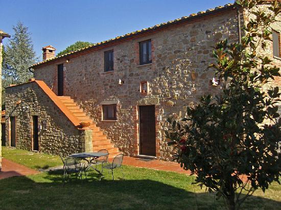 La Casa Colonica: Our apartment