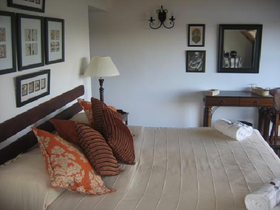 Sani Valley Lodge and Hotel: Bedroom