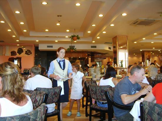 Hotel Best Cambrils: restaurant