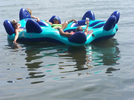 The Lodge on Otter Tail Lake: Just relax and enjoy