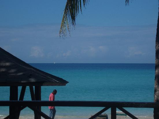 White Sands Negril: A View from the Restaurant