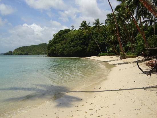 Mango Bay Resort Fiji: Mango Bay Resort - The beach
