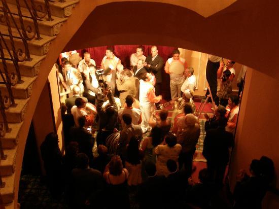 Concorde El Salam Hotel Cairo by Royal Tulip: local wedding