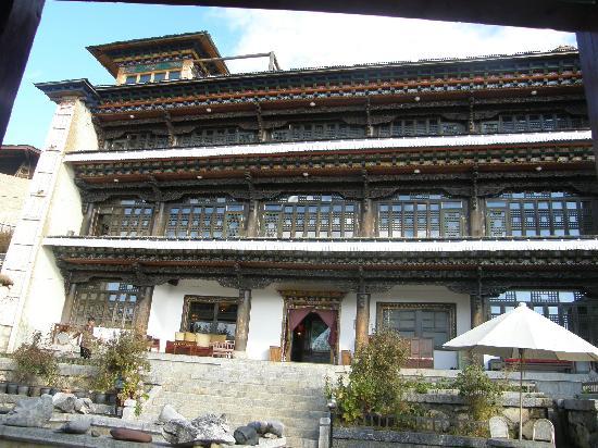 Songtsam Shangri-la (Lugu) Hotel: Hotel Facade