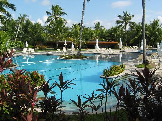 Nannai Resort & Spa: A piscina do Nannai
