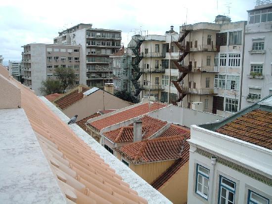 Hotel Real Palacio : View from balcony 1