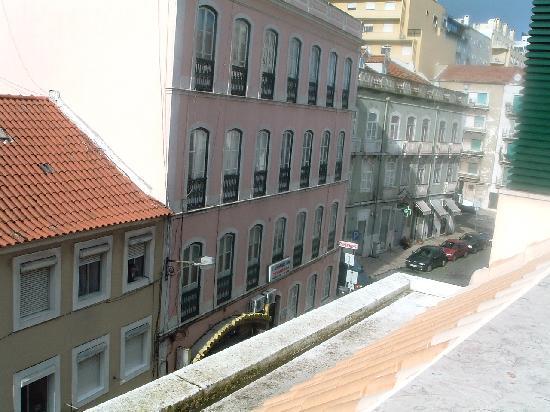 Hotel Real Palacio : View from balcony 2