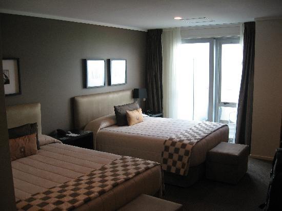 Hotel on Devonport: room