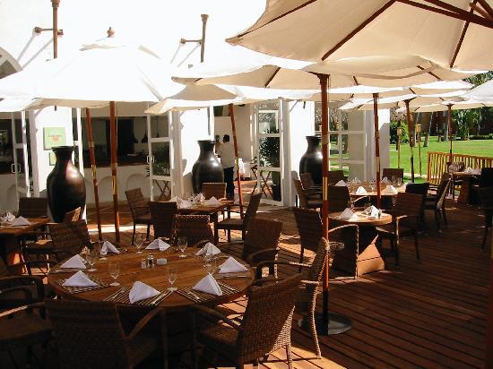 Club Med Ixtapa Pacific: one restaurant