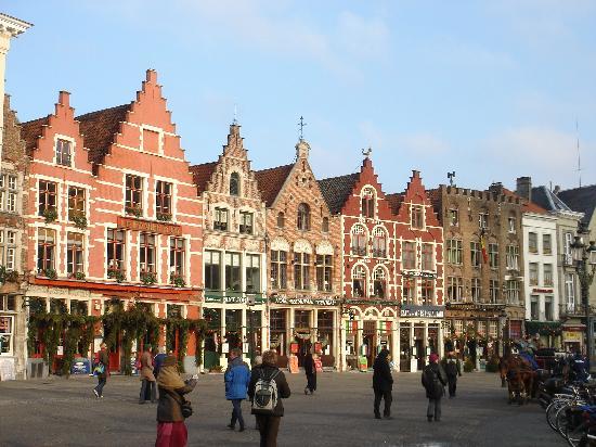 Hotel Ibis Brugge Centrum Brugge Belgien