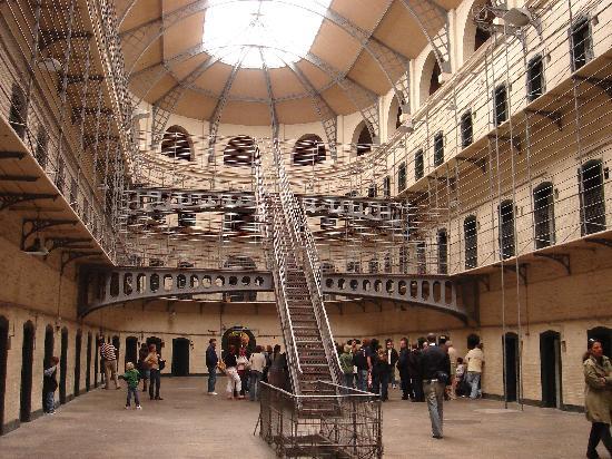 Kilmainham Gaol (Kilmainham-Gefängnis)