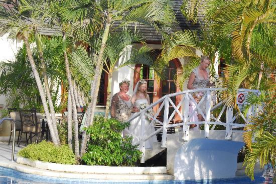 مانجو باي - أول إنكلوسف: Wedding Day