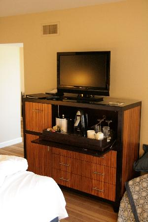 The Westshore Grand, A Tribute Portfolio Hotel, Tampa: Room 828 bedroom 2