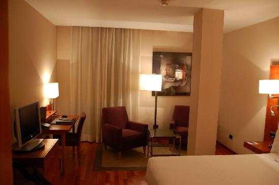 AC Hotel Aitana: The room