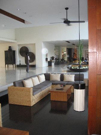 Anantara Chiang Mai Resort: lobby