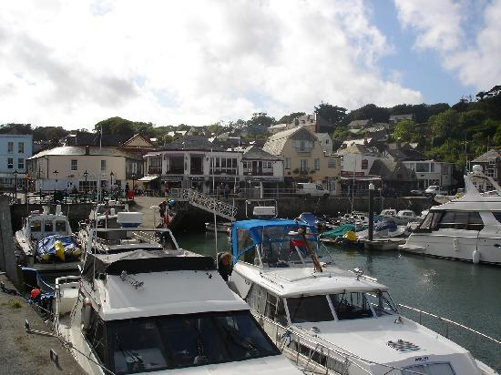 Cyntwell: padstow harbour