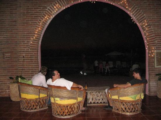 Hotel La Posada: The Sala-Dining area