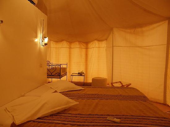 Camp Yadis Ksar Guilane: tent