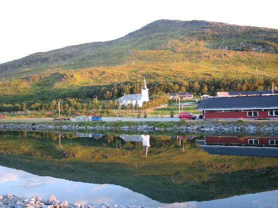 Kvalsund, Norwegen: Picture of Village