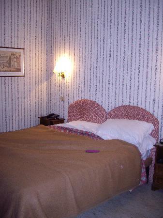 Euro Motel : Bedroom
