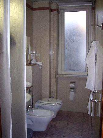 Nichelino, Italy: Bathroom