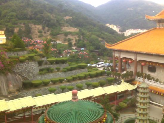 Penang Island, Malasia: Buddist temple